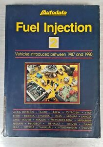 autodata fuel injection book 2 vehicles introduced between 1987 and