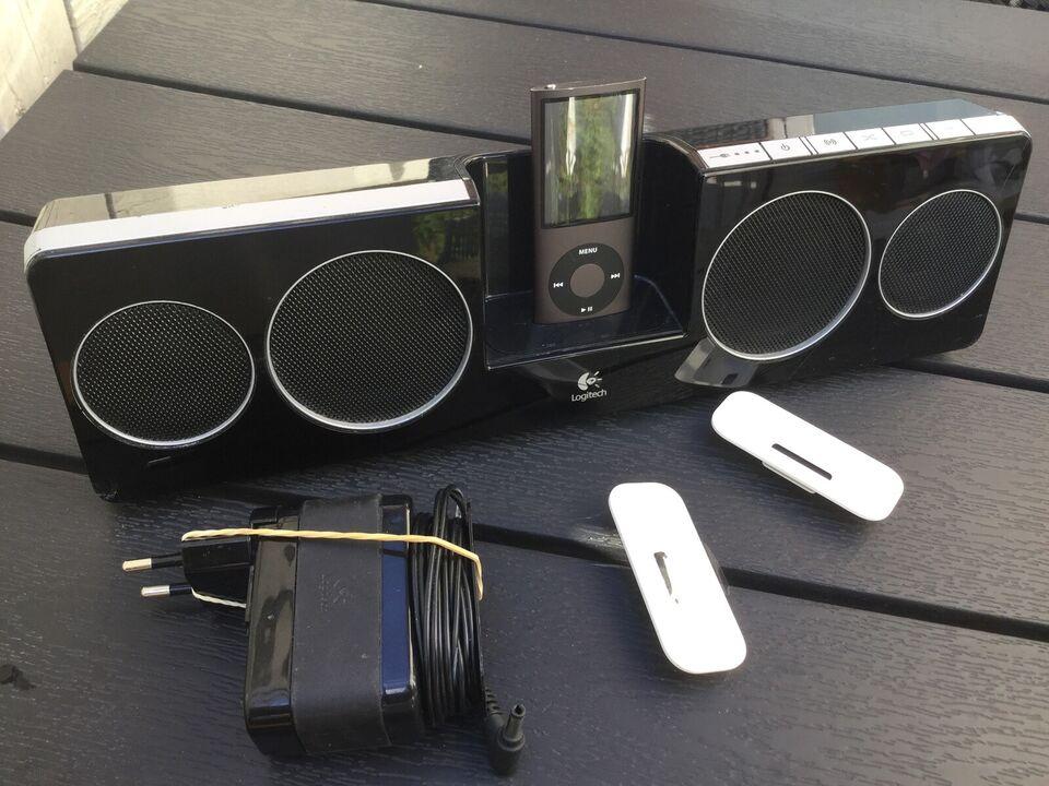 Højtaler, t. iPhone, Logitech Pure-Fi Anywhere 2