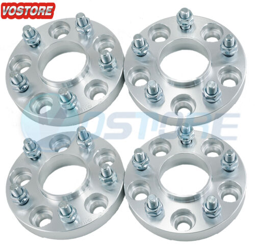 4 20mm Hubcentric Wheel Spacers Adapters 5x4.5 for Nissan FX45 Infiniti 300ZX