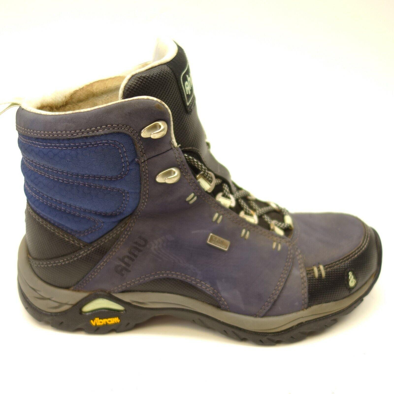 Ahnu Montara WP US 6 Eu 37 Athletic Trail Hiking Cushioned Mid Womens Boots