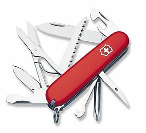 Victorinox Swiss Army Knife Fieldmaster Red Model 53931