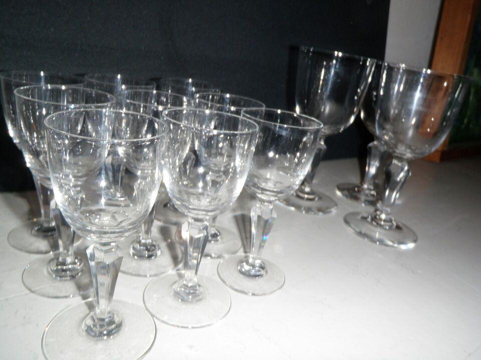 Glas, vinglas, Pfeiffer Holmegård