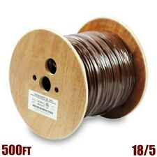 500ft 185 Unshielded Cmr Heating Air Conditioning Hvac Ac Thermostat Wire Cable