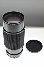 Vivitar Series 1 70-210mm f/3.5 Nikon Ai mount zoom. EXC+ cond. +filter+macro
