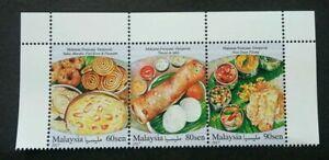 SJ-Malaysia-Indian-Festival-Food-2017-Diwali-setenant-stamp-MNH-unissued