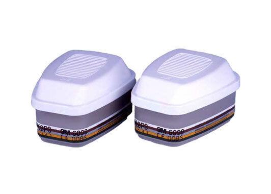 2 2 2 Paires 3M 6099A2 ABEK2P3R Gaz & Vapeur Filtres / Série 6000 fbe0ce