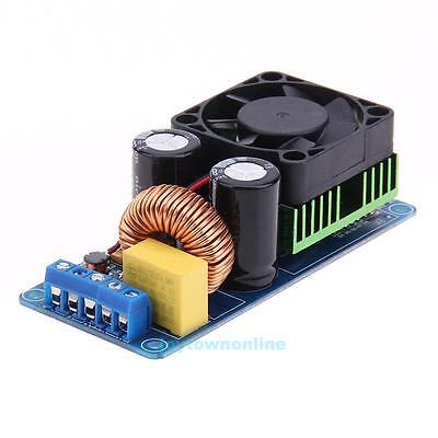IRS2092S 500W Mono Channel Digital Amplifier Module Class D HIFI Power Amp Board