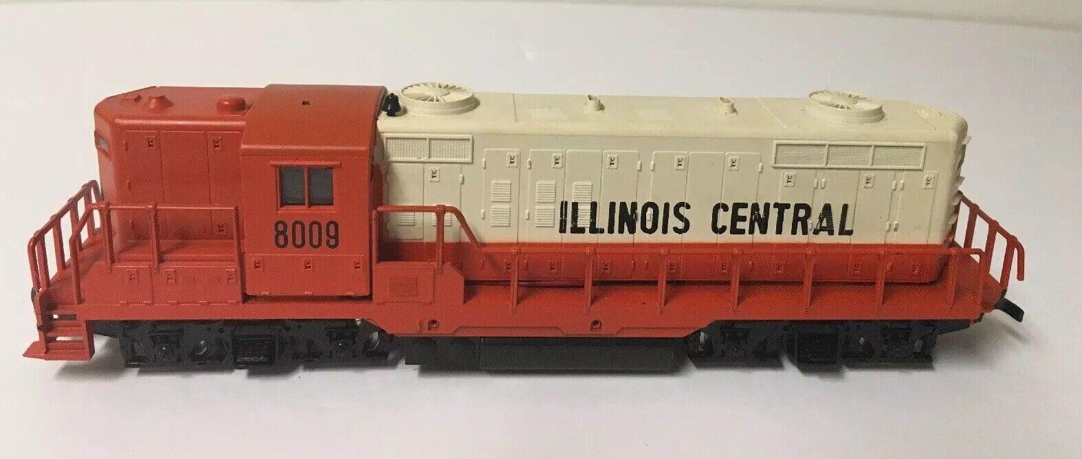 Ahm-escala HO-Illinois Central   5012 GP-18 Diesel Locomotora