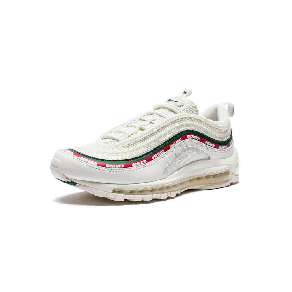 Nike Air Max 97 OG X Undefeated OG White AJ1986-100 Size 13