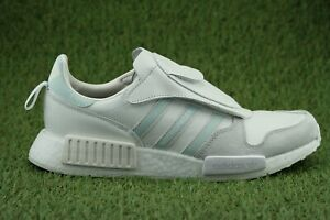 Details zu Adidas Originals Micropacer x R1 NMD Boost Sneakers Schuhe Herren G28940 Weiss
