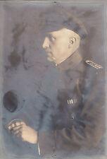 Foto Landser WK1. Offizier mit EK1- Eisernem Kreuz + Feldspange