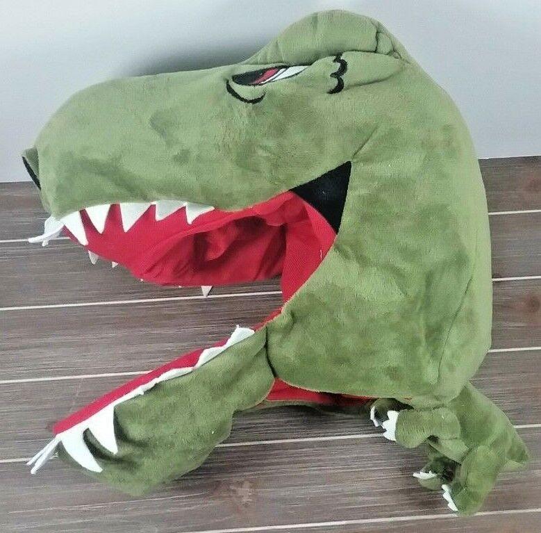Jurassic World Fallen Kingdom Green Mini T-Rex Premium Plushy Hat Toreba Round 1