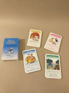FRENCH-HAPPY-FAMILYS-CARD-GAME