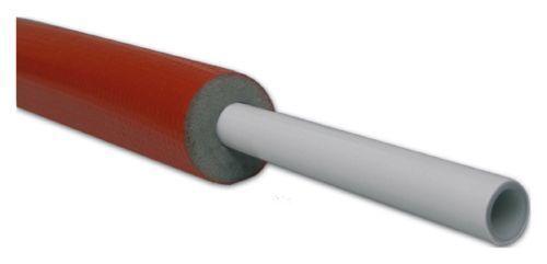 ( /m) ROTH Alu-Laserplus-Rohr mit 9 mm Dämmung 20 mm 50m 1135005058