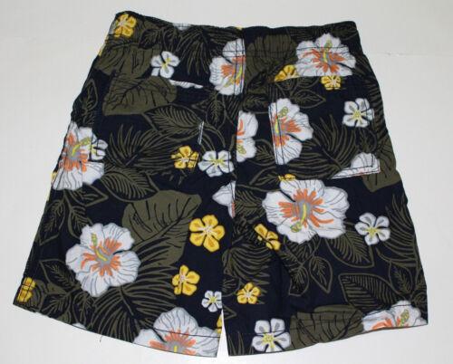 U PICK Gymboree Boy/'s Floral Hawaiian Short Pants 100/% COTTON NWT Size 4,5,6,7