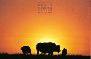 2403-First-Day-Ceremony-Program-North-Dakota-Statehood-Stamp-w-8-Autographs