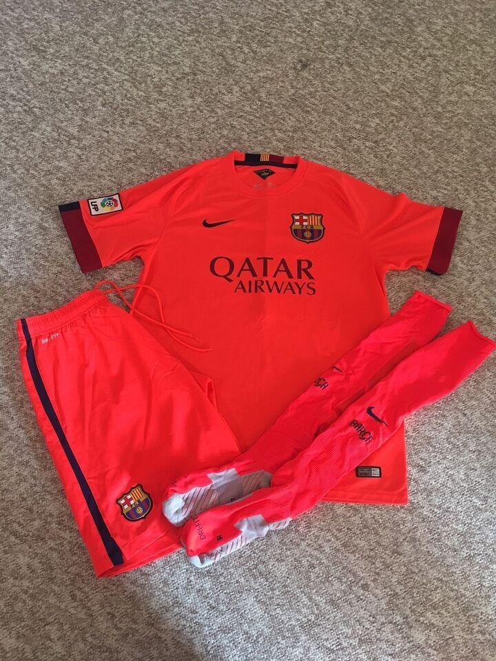 Fodboldsæt, Original Barcelona, Nike