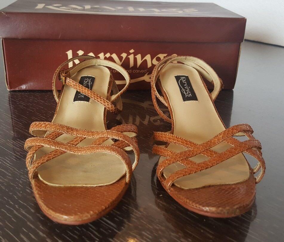 Karvings  Women's Light Clog Brown  Size 5 Clog Light Sandal Women Shoes e9b61c