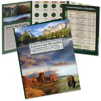 Littleton Deluxe Color Folder Lcf40 National Parks Quarter 2010-2021