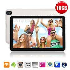 """9"""" Inch ATM7029 Android 4.4 Tablet PC Quad Core 1GB+16GB 800*480 US White"""