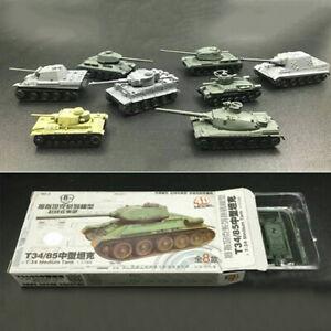4D-8pcs-Heavy-Weapons-Armor-Assemble-Tank-1-144-Thumb-Plastic-Model-Kit-Toy-Gift