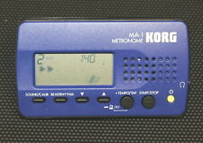 """Métronome KORG MA-1 Bleu      expédition rapide      """" Gardez le tempo ! """""""