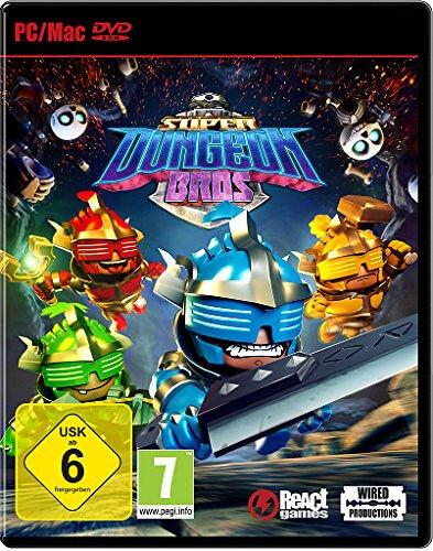 Super Dungeon Bros (PC DVD-ROM) NEU & OVP