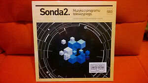 SONDA-2-MUZYKA-Z-PROGRAMU-TV-SONOTON-VINYL-LP-LIMITED-250-BLUE-COPIES
