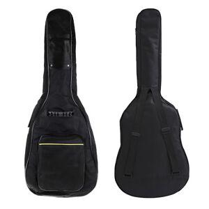 Funda-de-Guitarra-Universal-Acolchada-para-Guitarra-Acustica-y-Clasica-Negra
