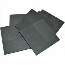 3pcs High Purity 9999 Graphite Electrode Rectangle Plate 50403mm