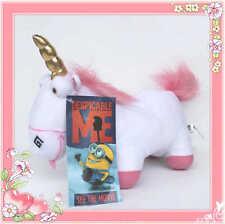 CATTIVISSIMO ME PELUCHE UNICORNO DI AGNES 25Cm Plush Despicable Fluffy Unicorn 2