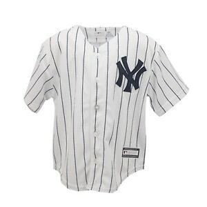 8d740a57 Details about New York Yankees Official MLB Genuine Apparel Youth Kids Size  Jersey New Tags