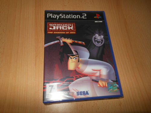 1 of 1 - Samurai Jack (PS2) NEW SEALED