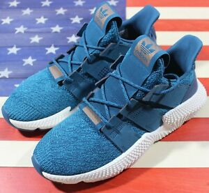 Adidas-Originals-PROPHERE-Womens-Running-Shoe-Teal-Blue-White-Ortholite-CQ2541