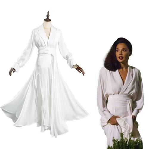 Wonder Woman 1984 Diana Prince Cosplay Costume Women Dress Outfits Halloween