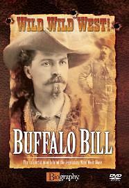 1 of 1 - Wild, Wild, West - Buffalo Bill (DVD, 2005) **New & Sealed Item**