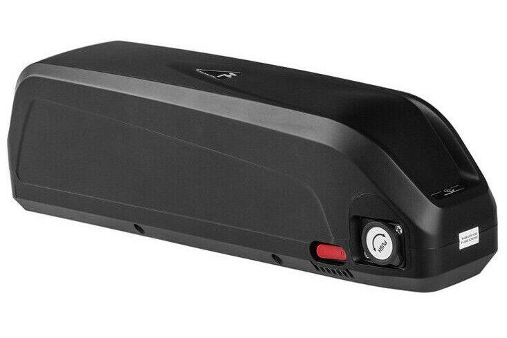 Electric Bike Ebike 48v Li-ion Battery Hailong2 Case USB Switch +Cell Holder