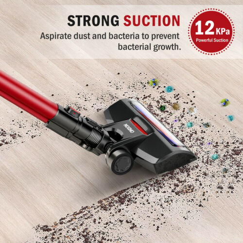 12Kpa Cordless HEPA Portable Stick Vacuum Cleaner Bagless Rechargeable Energy
