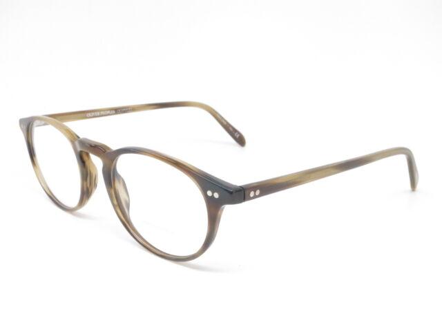 eda098d2b32d Oliver Peoples Ov5004 1211 Riley R Moss Tortoise Eyeglasses 47mm for ...