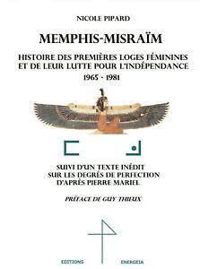 Memphis-Misraïm Franc-Maçonnerie Martinisme Histoire Ambelain