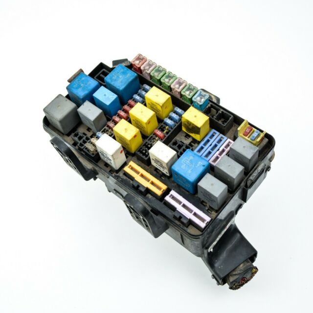 Relay Fuse Box Hyundai Terracan Hp 2001