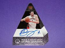 2012-13 Preferred ANDREA BARGNANI #108 PC Gold Autograph SP/10 New York KNICKS