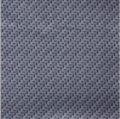 Transferts d/'eau pression Film Argent Carbon Fein 50 cm de large