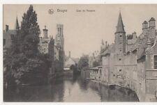 Belgium, Bruges, Quai du Rosaire Postcard, B231
