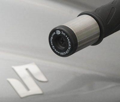 R/&G RACING PAIR BAR END SLIDERS BAR END WEIGHTS Suzuki Bandit 1250 All Years