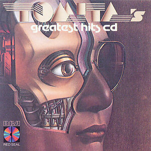 Tomita-039-s-Greatest-Hits-by-Tomita-CD-1986-RCA-Red-Seal-Japan-Press