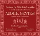 Audite, Gentes! (CD, Apr-2015, CD Accord)