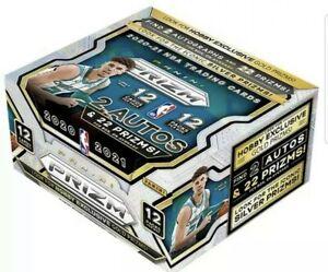 2020-21 Panini Prizm Basketball Hobby Box - Factory Sealed! NBA!