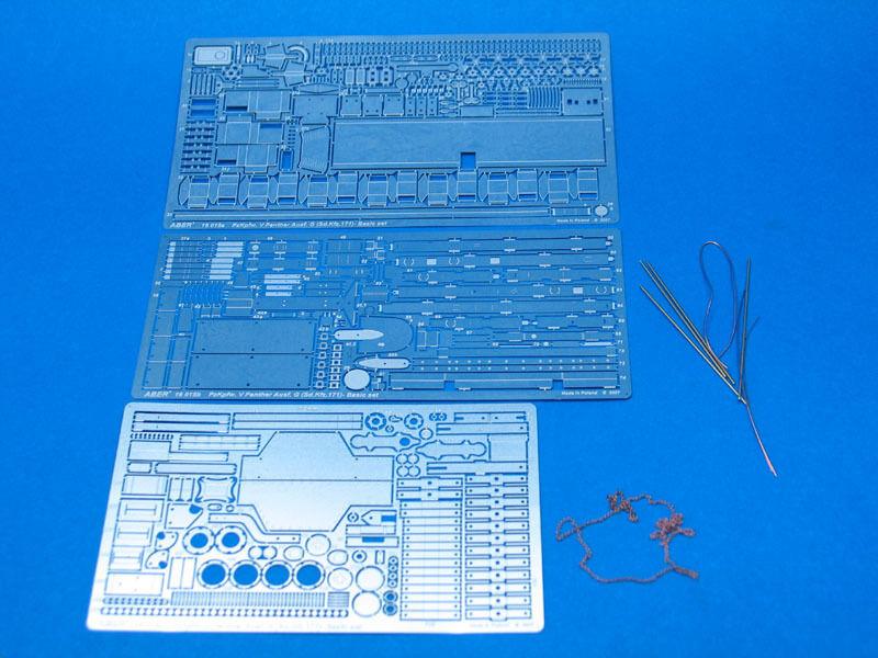1 16 ABER 16 015 Panther G - Vol.1 - Basic set