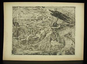 Print-Original-Konstanty-Brandel-1879-1970-Poland-c1940-Artist